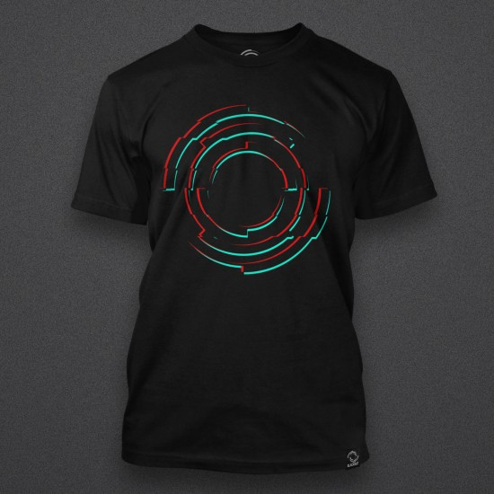 Blackout - Logo - Space - Shirt