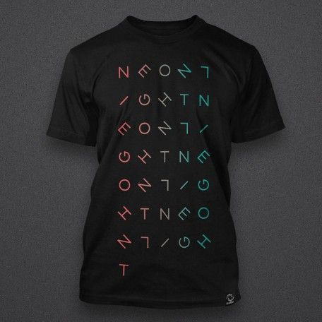 Neonlight - Echo - Shirt