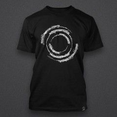 Blackout - Scratch - Shirt - Black