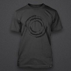 Blackout - Scratch - Shirt - Grey