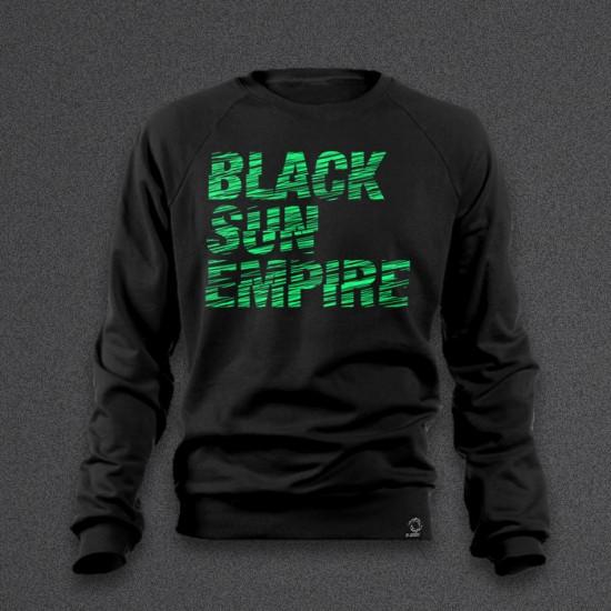 Black Sun Empire -Sketch - Black - Sweater