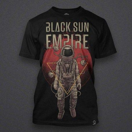 Black Sun Empire - Cosmonaut - Shirt