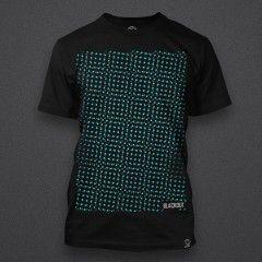 Blackout - Blue Grey Grid - Shirt