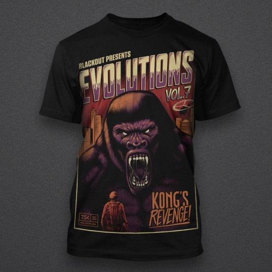 Blackout - Evolutions - Volume 7 - Shirt