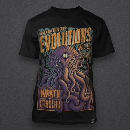 Blackout - Evolutions - Volume 5 - Shirt