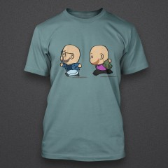 Tinlicker - Comic - Shirt