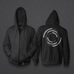 Blackout - Logo - Zipper Hoodie