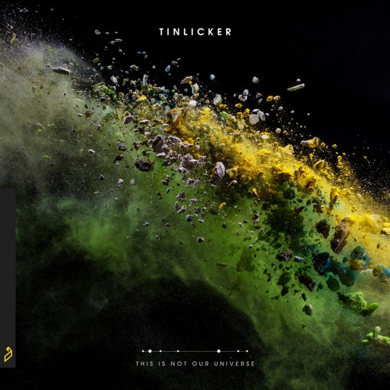 Tinlicker - This Is Not Our universe - CD