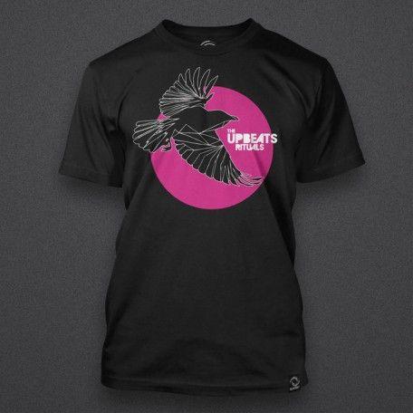 The Upbeats - Bird - T-Shirt