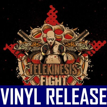 Telekinesis - Fight Club - Vinyl (Single)