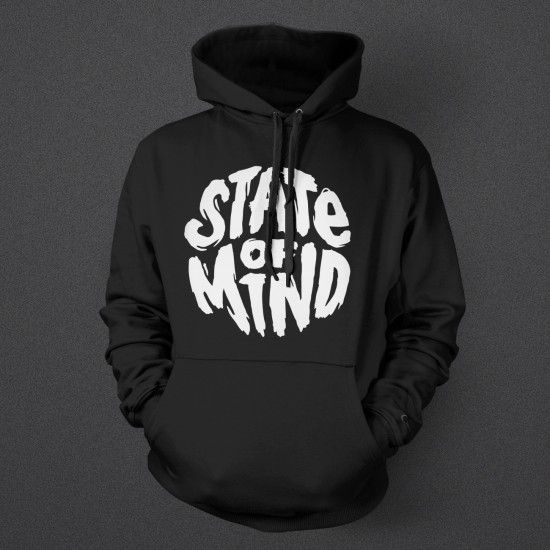State of Mind - Logo - Hoodie