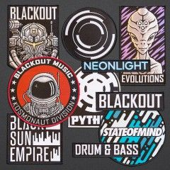 Blackout - Patches - Combi Pack