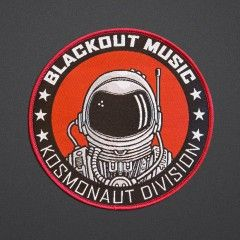 Blackout - Patch - Kosmonaut