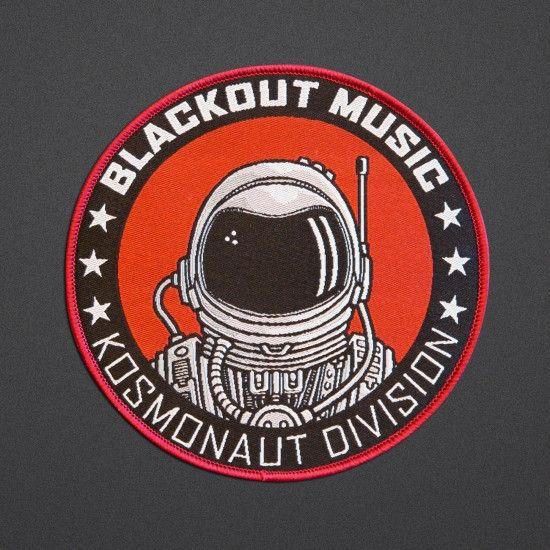 Blackout - Patch - Kosmonaut