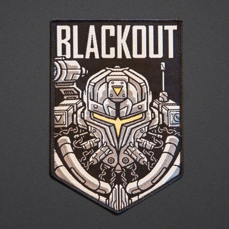 Blackout - Patch - Robot