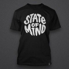 State of Mind - Logo - Male Shirt