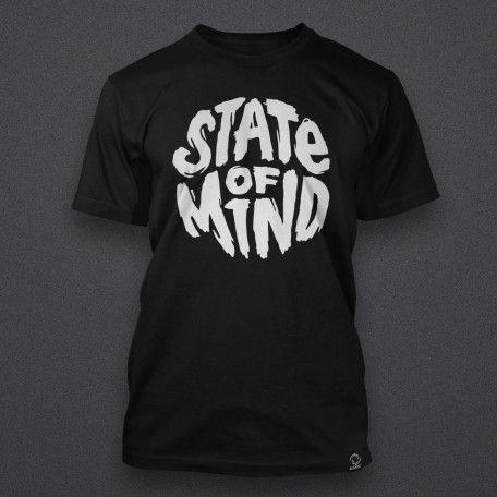 State of Mind - Logo - Male Shirt