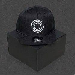 Blackout - Logo - White - Starter Snapback Cap