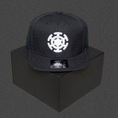 Blackout - Pythius - Logo - White - Starter Snapback Cap